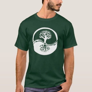Yin Yang Tree of Life T-Shirt