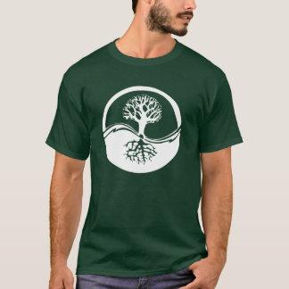 Yin Yang Tree of Life T-Shirt