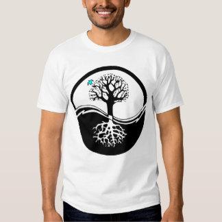 Yin Yang Tree Tee Shirt