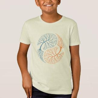 Yin Yang Trees T-Shirt