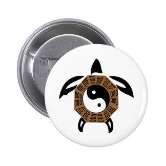 yin-yang-turtle pins