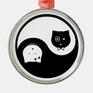 Yin Yang (Udon-kun & Chow-mein) Ornament