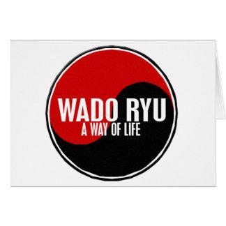 Yin Yang Wado Ryu 1 Card