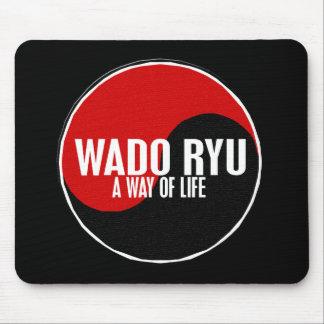 Yin Yang Wado Ryu 1 Mousepads