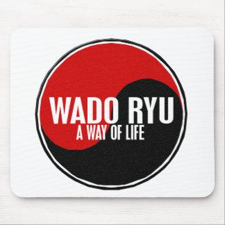 Yin Yang Wado Ryu 1 Mouse Pad