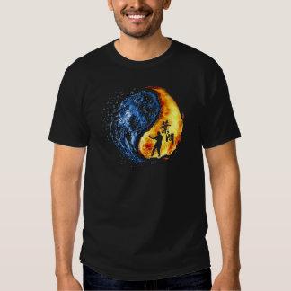 Yin Yang (Wing Chun) Ip Man Linage Shirt