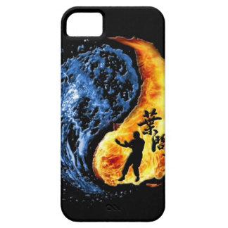 "Yin Yang - Wing Chun ""Kung Fu"" Ip Man Linage iPhone 5 Covers"