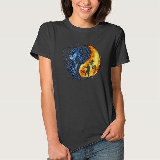 """Yin Yang - Wing Chun """"Kung Fu"""" Tee Shirt"""