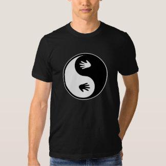 Yin Yang With Hands T-Shirt