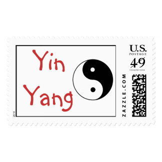 Yin__Yang, Yin Yang Postage