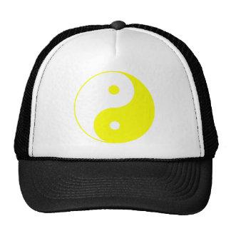 Yin Yang Ying Taoism Sign Chinese Taijitu Trucker Hat
