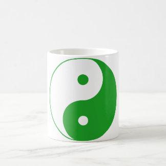 Yin Yang Ying Taoism Sign Chinese Taijitu Coffee Mugs