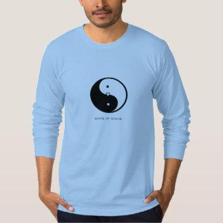 Yin Yang Yoga Long-Sleeve Jersey T-Shirt