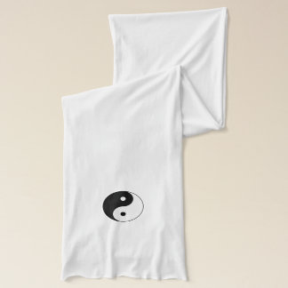 yin yang yoga scarf