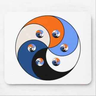 Yin Yang Yong 6 Tapete De Ratones