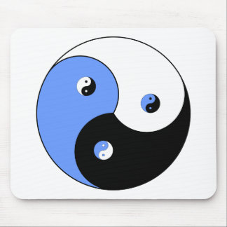 Yin Yang Yong Alfombrilla De Ratones