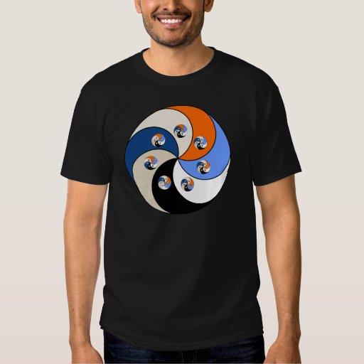 Yin Yang Yong Tee Shirts