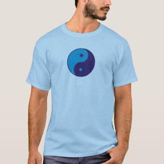 yin yang zen meditation tao T-Shirt