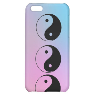 YING AND YANG iPhone 5C CASE
