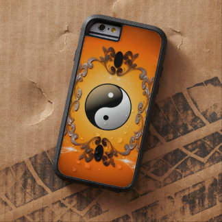 Ying and yang, two complementary principles of Chi Tough Xtreme iPhone 6 Case