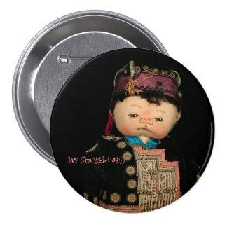 YING del botón del bebé de enero Shackelford