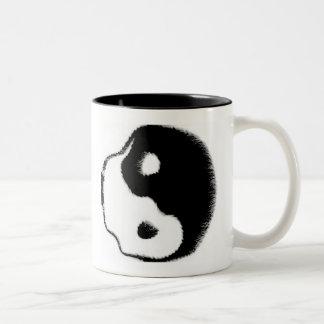 Ying Warp Yang, Ying Warp Yang Two-Tone Coffee Mug
