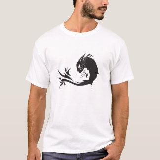 Ying Yang Cats T-Shirt