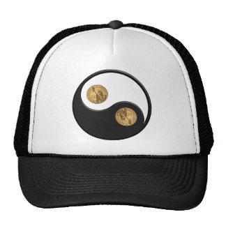 Ying-Yang Dollar Trucker Hat