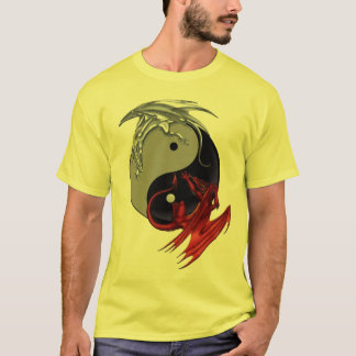 Ying Yang Dragon Shirt