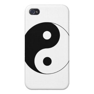 Ying Yang iPhone 4 Case