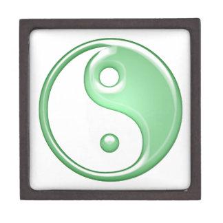 Ying Yang Jewelry Box