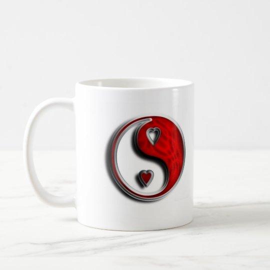 Ying Yang Love Coffee Mug