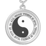Ying & Yang Necklace.