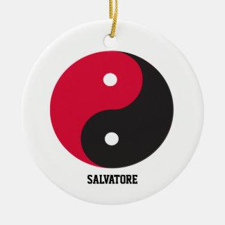 Ying Yang Ornament