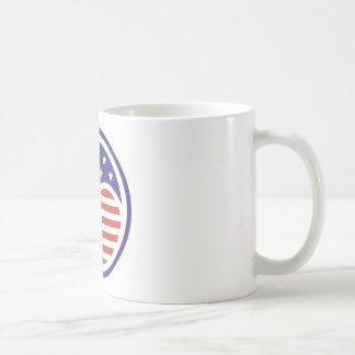 Ying Yang Peace Coffee Mug