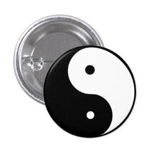 ying & Yang Pinback Button