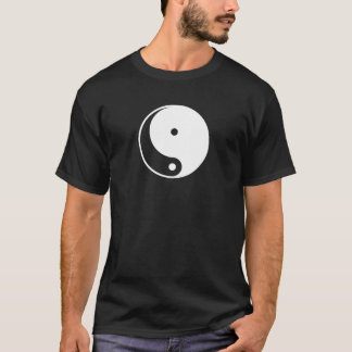 Ying Yang Shirt : Men's Black