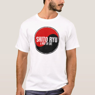 Ying Yang SHITO RYU 1.1 T-Shirt