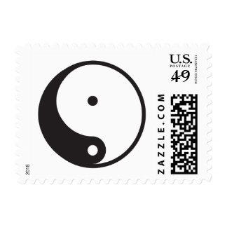 Ying Yang Stamps