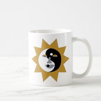 ying yang sun mug