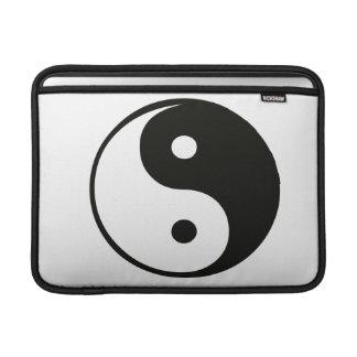 Ying yang,tao,chinese art of energy,feng shui MacBook sleeves