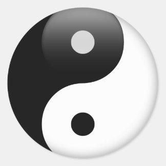 Ying Yang - Taoism de Yin y de Yang Etiquetas