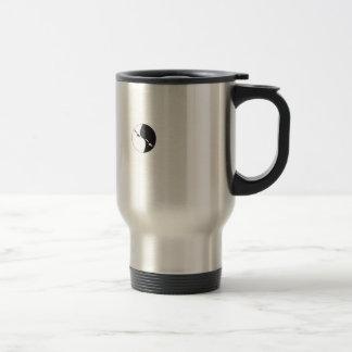 Ying Yang trowel Travel Mug