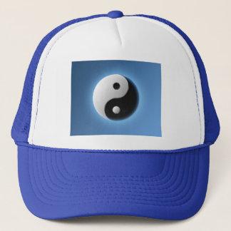 Ying Yang Trucker Hat