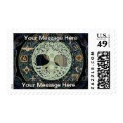 ying yang with religious symbols postage (<em>$23.90</em>)