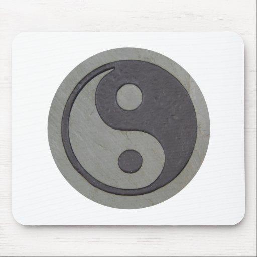 YingYang032809 Mouse Pad
