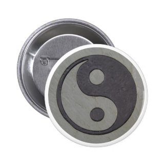 YingYang032809 Pin Redondo De 2 Pulgadas