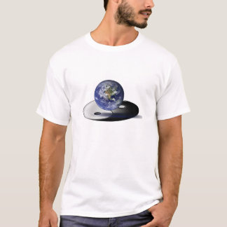 YingYang/Earth T-Shirt