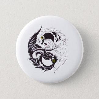 YingYang Koi Button