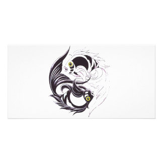 YingYang Koi Card